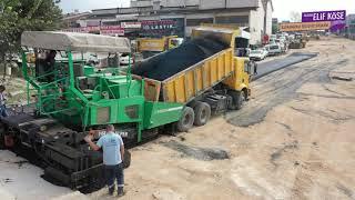 Sanayi asfalta kavuşuyor...