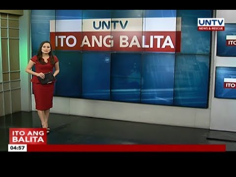 [UNTV]  UNTV: Ito Ang Balita (September 21, 2018) Part 2