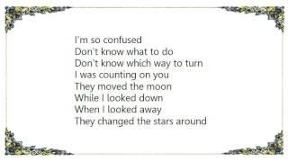 Warren Zevon - They Moved the Moon Lyrics