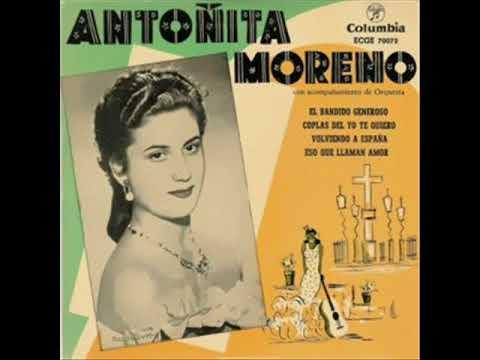 Antoñita Moreno - Eso que llaman amor (1955)
