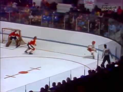 Frank Mahovlich - 1972 Summit Series Game 2, Goal 5