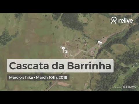 Cascata da Barrinha - Bom Jesus da Serra