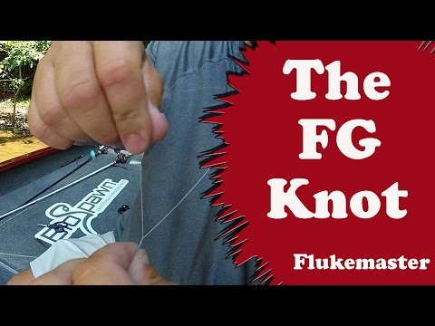 The #1 Mistake When Tying The FG Knot (Strongest Braid To