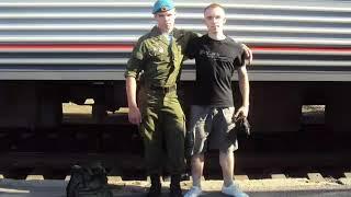 Жду любимого из армии.Мой десант Моя гордость.