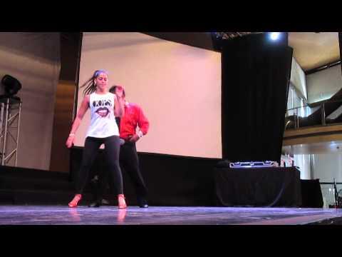 Eddie Torres & Shani Talmor Benidorm Salsa Congress