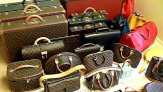 COLLECTING LOUIS VUITTON - My Humble LOUIS VUITTON Collection for 2011