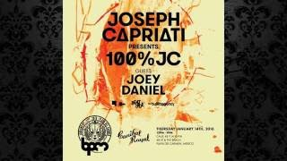 Joseph Capriati @ 100% JC, Canibal Royal, The BPM Festival 2016 (14-01-2016) [BE-AT.TV Audio Rip]