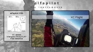 Новый летный прибор Alfapilot