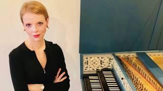 Video: Bach - Aria variata alla maniera italiana; Magdalena Baczewska, piano