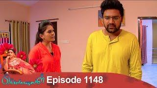 Priyamanaval Episode 1148, 19/10/18