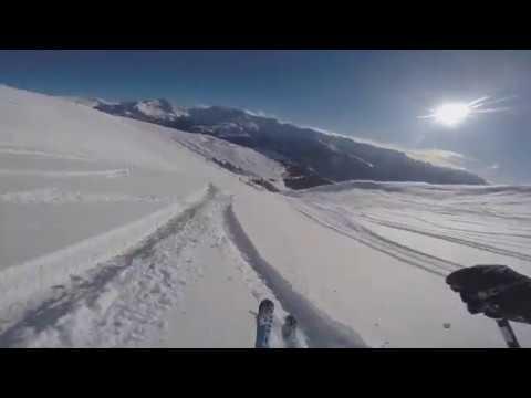"Videoclip ""Ski Action Zillertal"""
