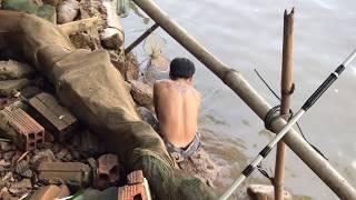 Săn Và Say Với Lăng Khủng Sông Đồng Nai- Club Câu Cá Sông Sài Gòn - Bình Dương Quyết Tâm Săn Lăng