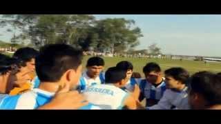 preview picture of video 'promo jugadores y LBDC CLAH la hinchada mas grande de Guarambare'