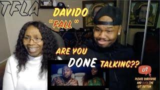 Davido   Fall (Official Music Video ) | (THATFIRE LA) Reaction