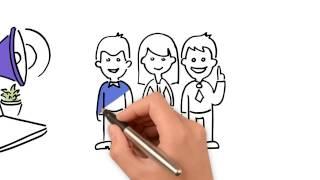 Лучшая реклама! Как сделать продающий ролик? Что такое Дудл? Doodle видео.  (Украина)