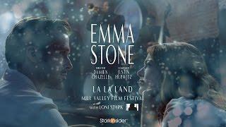 Emma Stone Interview LA LA LAND Ryan Gosling Handling Rejection  Mill Valley Film Festival