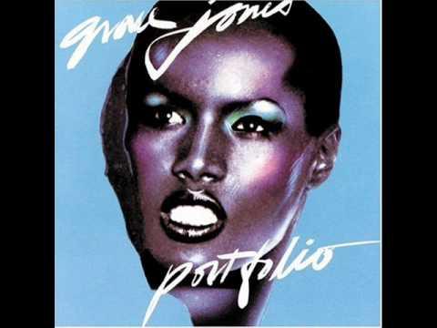 Grace Jones - I need a man  (1979)