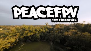 FPV Freestyle Sunset