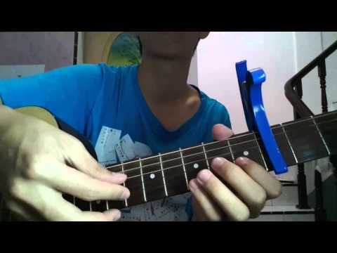 [Tutorial/tabs] Ed Sheraan - Photograph Fingerstyle Guitar Lesson/How to