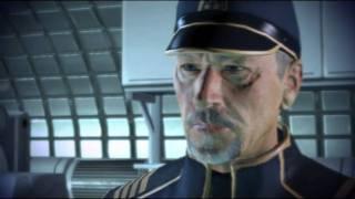 Mass Effect 2 Arrival DLC - Ending talk with Hackett.