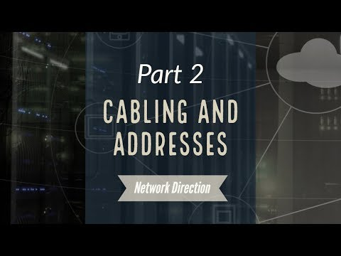 Cabling DevicesNetwork Fundamentals Part 2