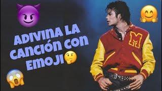 Adivina La Canción De Michael Jackson Con Emoji | Yarii CT