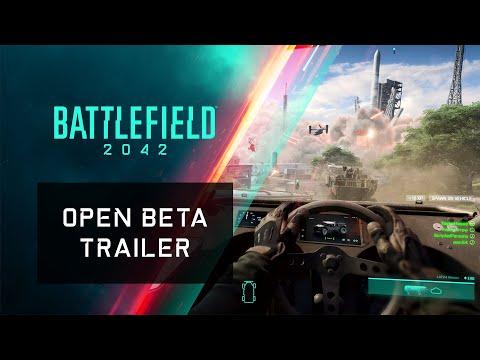 Battlefield 2042 : Battlefield 2042   Trailer de la bêta ouverte