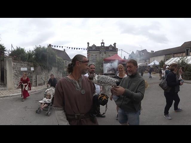 Fireshow VR 360° Provins, France