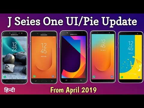Download These Samsung Phone Getting Android Pie J7 Nxt J7 Pro J7 D