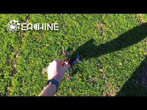 Maiden LOS flight with the Eachine Tyro79S