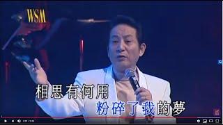 青山 - 往日的舊夢 (青山金曲當年情2008 演唱會)