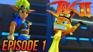 Jak 2 HD Collection - Episode 1   The Great Escape