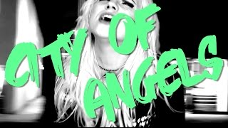 The Dollyrots - City of Angels (Official Lyric Vid)