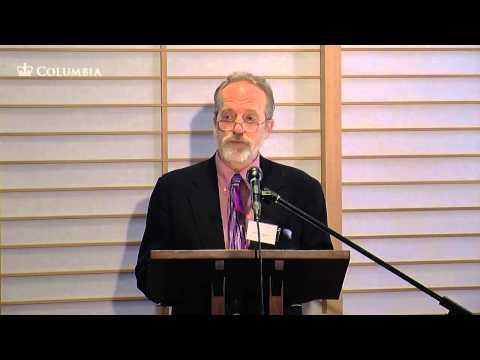 Makino Collection Symposium Opening Remarks by Professor  Robert Hymes