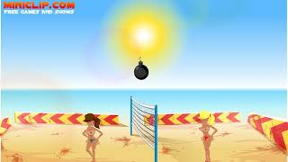 Boom Boom Volleyball — Levels 1–20