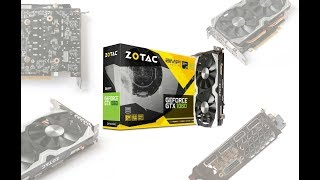 ZOTAC GEFORCE 1060 UNBOXING AND PERFORMANCE REVIEW IN HINDI