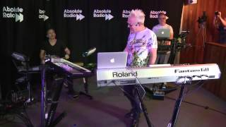 Howard Jones performs 'Pearl In The Shell' for Absolute Radio