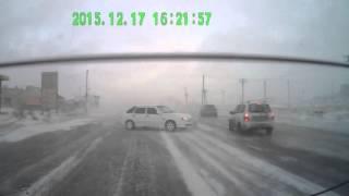 ДТП (авария) в Казахстане, Караганда.