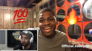 🔥✊🏾MYSONNE FREESTYLES ON FLEX| [Hot 97 Video]| REACTION🔥✊🏾