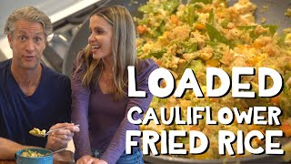 Loaded Cauliflower Fried Rice | Sponsored by @Target