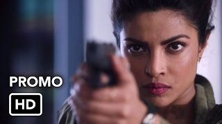 "Quantico Season 2 ""New Season, New Mission"" Promo (HD)"