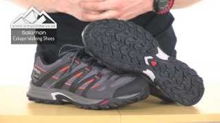Salomon Eskape Mens Walking Shoes - www.simplyhike.co.uk