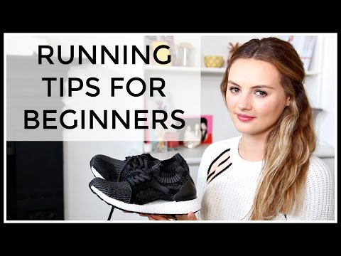 5 Running Tips For Beginners | Niomi Smart