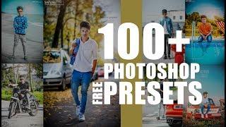 100+ photoshop camera raw presets free download
