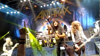 anthrax - madhouse live (the fillmore)