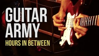 """Guitar Army - Robben Ford, Lee Roy Parnell, Joe Robinson - """"Hours In Between"""""""