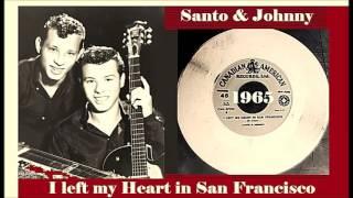 Santo & Johnny - I Left My Heart In San Francisco