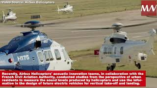 Airbus moves forward on helicopter noise reduction