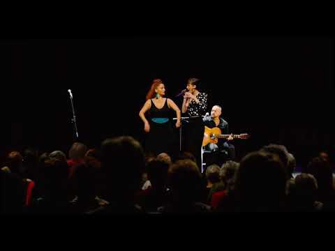 LA DE NADIE Dueto fusión flamenca Barcelona Musiqua