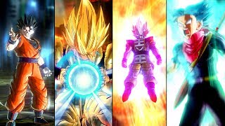 DBXV2: New Characters Custom Transformations (Compilation) W/DLC9 MODS